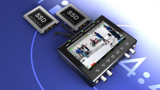 AJA Ki Pro Mini, Arri Alexa and the future of portable digital film recorders