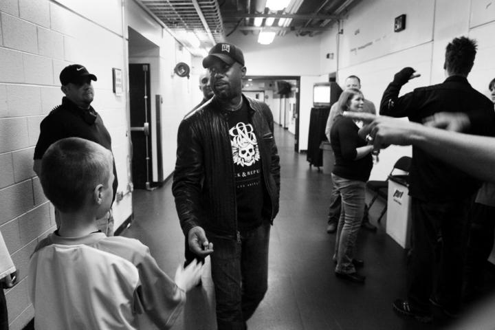 Darius Rucker and them Hootin' Tootin' Blowfish