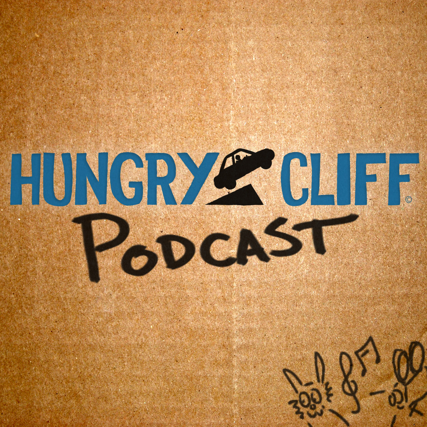 Hungry Cliff Podcast 02: Sleepy-Eyed Groundhogs in Space