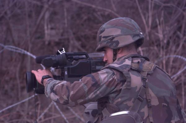 Military Camera