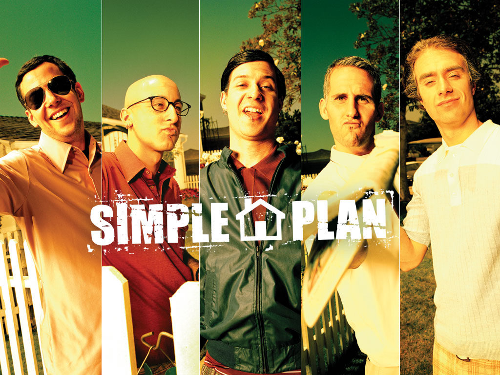 Dear Simple Plan, Please fire your marketing department.