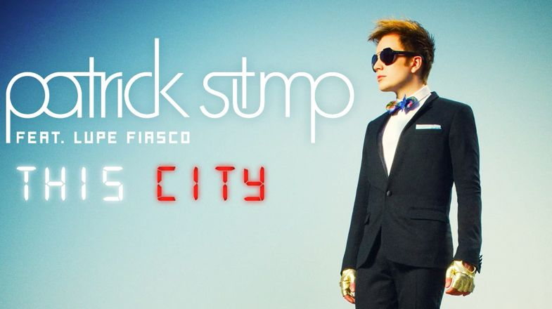 Music Review: Patrick Stump 'This City'