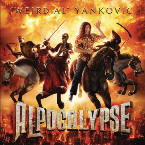 Music Review: Weird Al 'Alpocalypse'